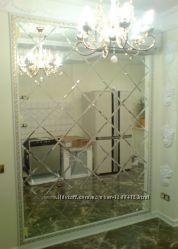 Зеркала, зеркальные пано, стеклянные конструкции