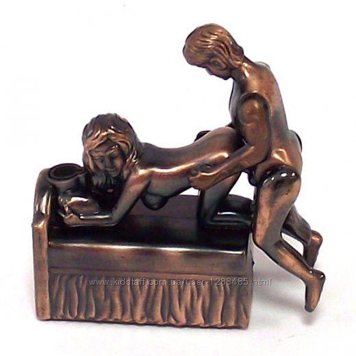 Зажигалка с постельной сценой Камасутра, Поза, Секс3 вида.