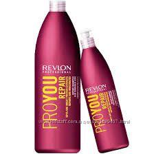 Revlon Professional Pro You Repair Shampoo Восстанавливающий шампунь