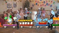 Выпускной утренник в детском саду и Фильм