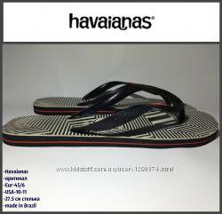 Вьетнамки Havaianas оригинал 27, 5 см стелька