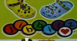 jibbitz  original джиббитсы оригинал для crocs  крокс