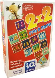 IQ 2Х2 Игра в пары Granna 81497