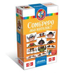Настольная игра Сомбреро або котелок Granna 82265