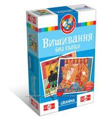 Настольная игра  Вышивание без иголки Granna 82289