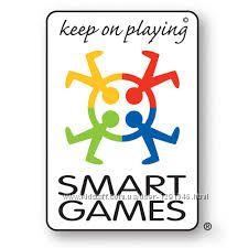 Настольные игры Smart Games в наличии
