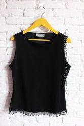 Классическая женская черная блуза Wallis