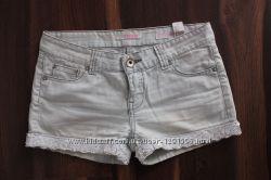 женские джинсовые шорты Silvian Heach