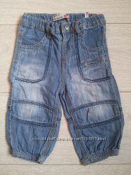 Стильные джинсы Name it для мальчика 6-9 мес