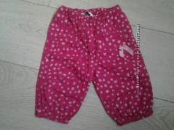 гламурные штанишки MEXX для девочки  3- 6 мес