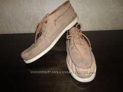 Мужские Туфли , Ботинки из мягкой кожи фирмы MARC O&acutePOLO