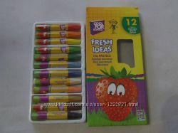 Масляна крейда - пастель  Папіруас Fresh Ideas 12 кольорів