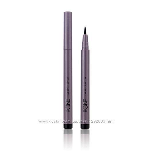 Стойкий карандаш-подводка для глаз The ONE. Черный