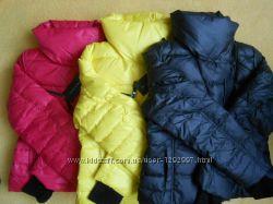 Классные  куртки пуховики  оригинал ANDREW MARC размер 10 12 от 9 до 13 лет