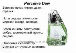 Perseive Deo парфюмированная вода Avon 50ml