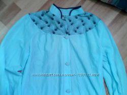 Новий тонкий фірминий халат