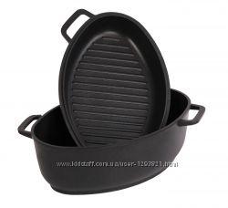 Гусятница с крышкой-сковородой,  БИОЛ Г301П