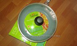 продам сковородку Sacher 28 см. с антипригарным керамическим покрытием