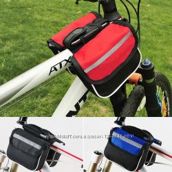 Велосумка на раму
