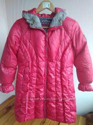Зимнее пальто Tre Api 128-134 р.