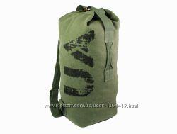 Рюкзак холщовый Милитари Большой