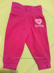 Новие штанишки легинси Superbaby 50-56 см 1-2 месяца