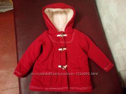 Пальто флисовое Mothercare 12-18 месяцев