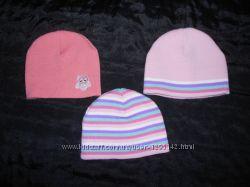 шапки девочке 2-7, 4-7 года