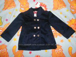 пальто девочке 3-4 года новое