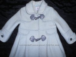 пальто девочке 12-18мес.