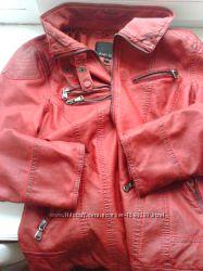 куртка кожзам AMISU