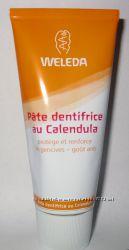 WELEDA pate dentifrice Calendula 75 ml Зубная паста Календула