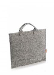 Женская сумка из войлока модель 19