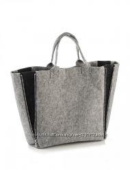 Женская сумка из войлока модель 16