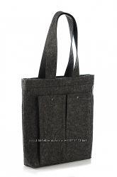 Женская сумка из войлока модель 1