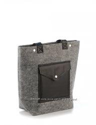 Женская сумка из войлока модель 2