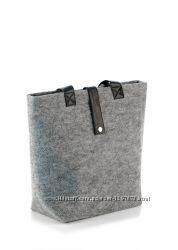 Женская сумка из войлока модель 3