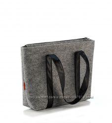 Женская сумка из войлока модель 4