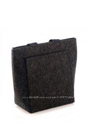 Женская сумка из войлока модель 13