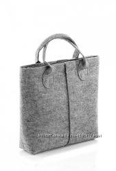 Женская сумка из войлока модель 12