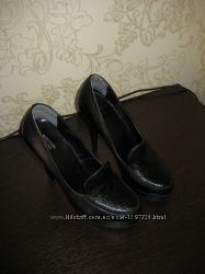 туфли кожаные р. 37