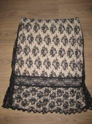#1: нарядная юбка