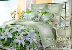 Комплект постельного белья Франческа из микро сатина