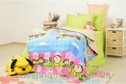 Детские покрывала, наборы для кровати