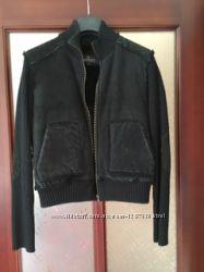 Куртка женская замшевая на меху NAF NAF