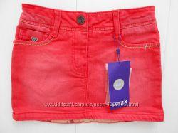 Модная юбочка MEXX для девочек 4-5 лет