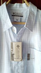 Рубашка мужская летняя Columbia,