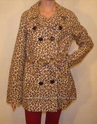 Шикарный леопардовый плащ Tally Weijl