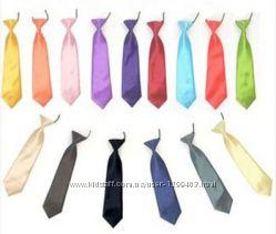 Детские галстуки . Самая низкая цена.