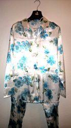 Шелковая пижама C&A размер М. новая